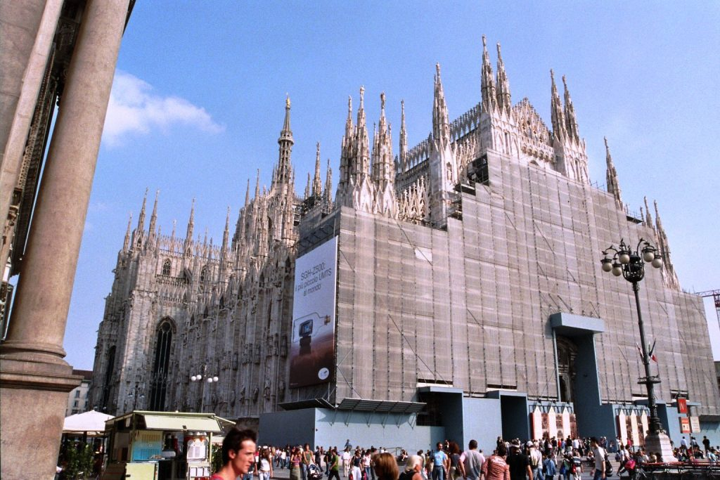 2005 H September Mailand
