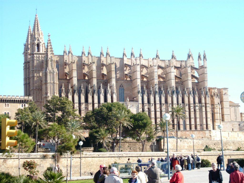2010 A Februar Mallorca Kathedrale