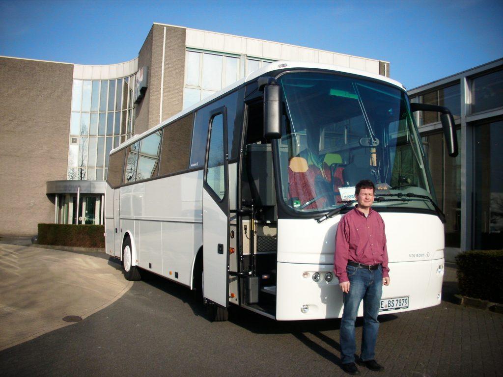 2011 A Februar neuer Bus