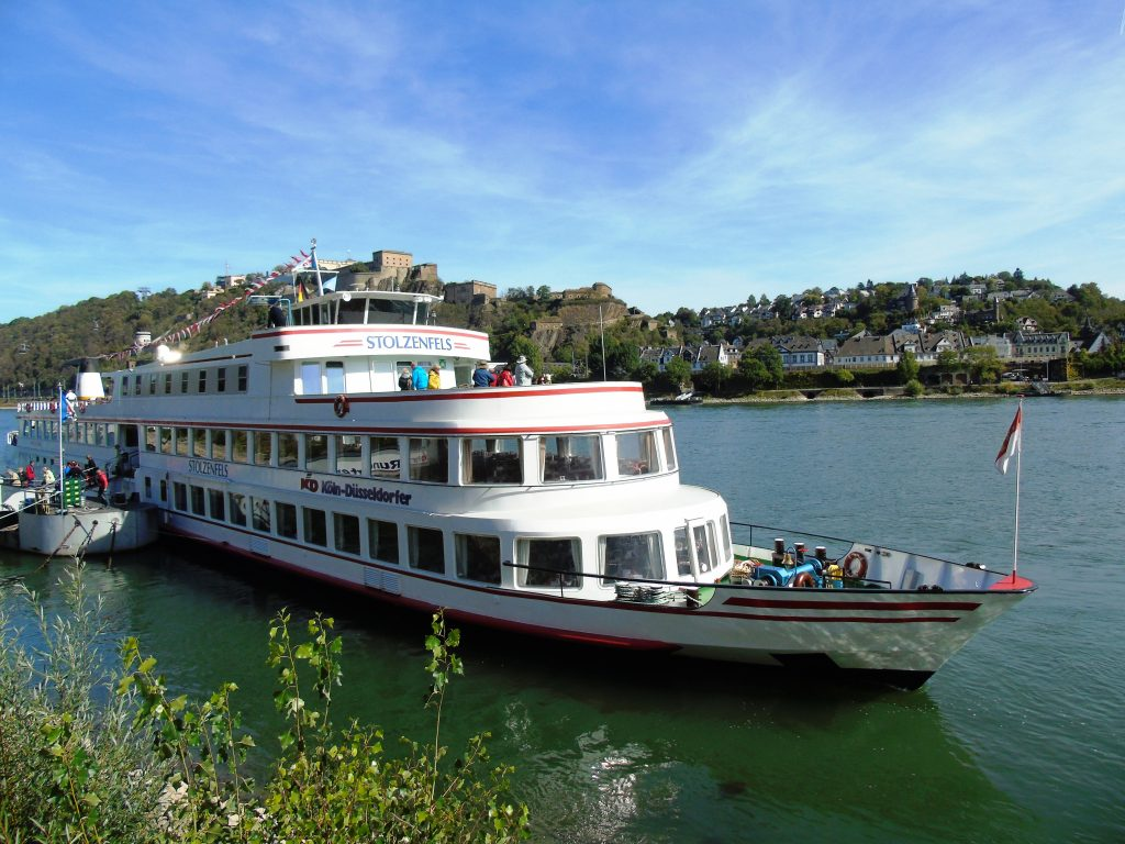 2019 L September Rheintour Koblenz