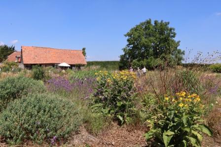 10 Normandie Jardin Plume