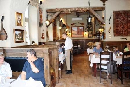10 RR Polen Breslau Abendessen