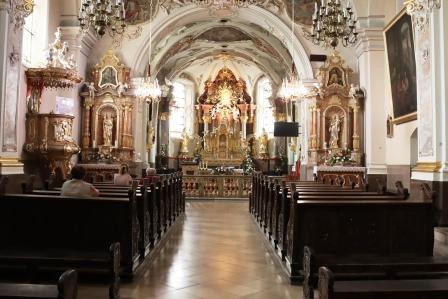 22 RR Polen Stopp Kloster Annaberg