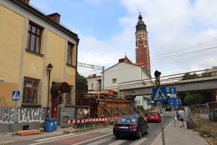 24 RR Polen Krakau dort wird auch gebaut