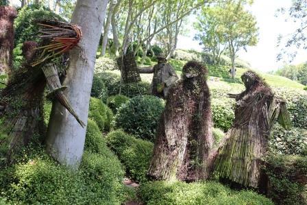 28 Normandie Jardin Etretat
