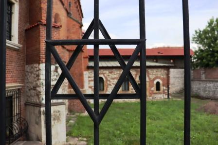 31 RR Polen Krakau Rundgang jüdische Viertel
