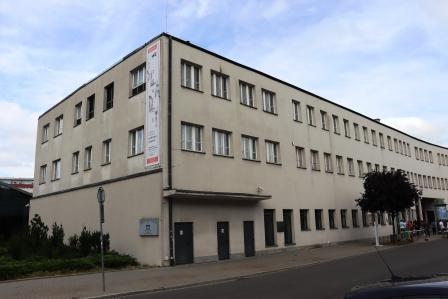 32 RR Polen Krakau Rundgang Museum Oskar Schindler