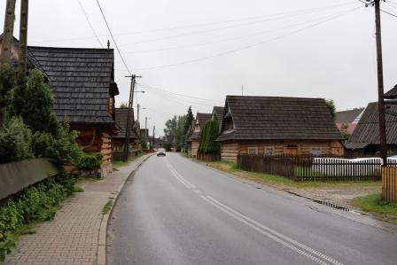 42 RR Polen Zwischenstopp in Chocholow