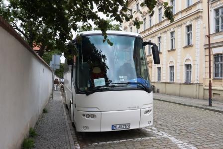 45 RR Polen Weiterreise über Schweidnitz