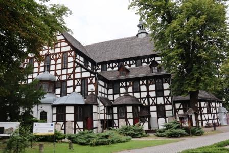 47 RR Polen Schweidnitz Friedenskirche