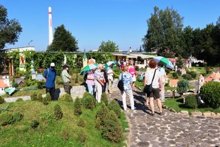 49 RR Polen Ausflug Miniatur Park