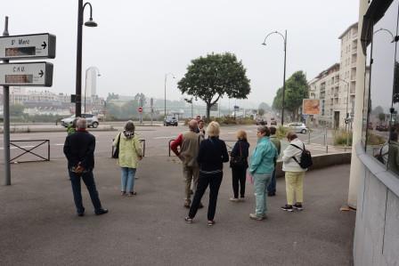 5 Normandie Rouen Stadtführung