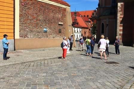 5 RR Polen Breslau Abstand Dank Audio Geräten
