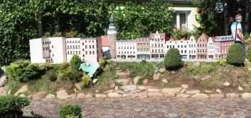 51 RR Polen Hirschberg in Miniatur Park