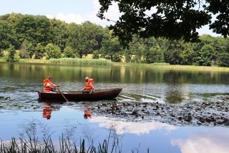 55 RR Polen Buchwalder Parkanlagen der Traum wird umgesetzt
