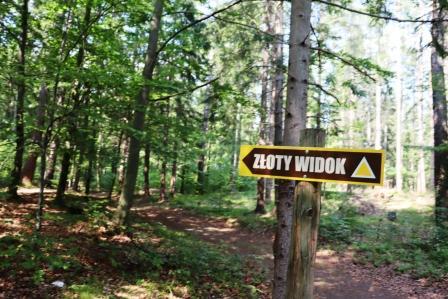 75 RR Polen Wanderung zur goldenen Aussicht