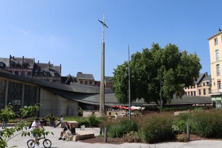 8 Normandie Rouen Stadtführung
