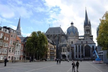 10 Trostpflastertour Aachen abschließend Zeit zur freien Verfügung