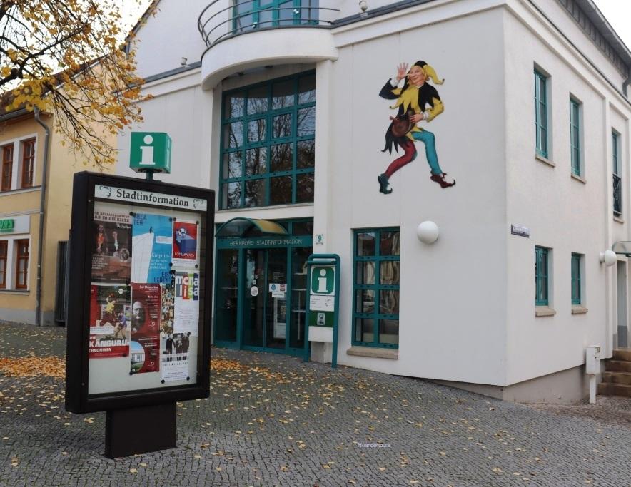 12 Leipzig Bernburg Touristen Information