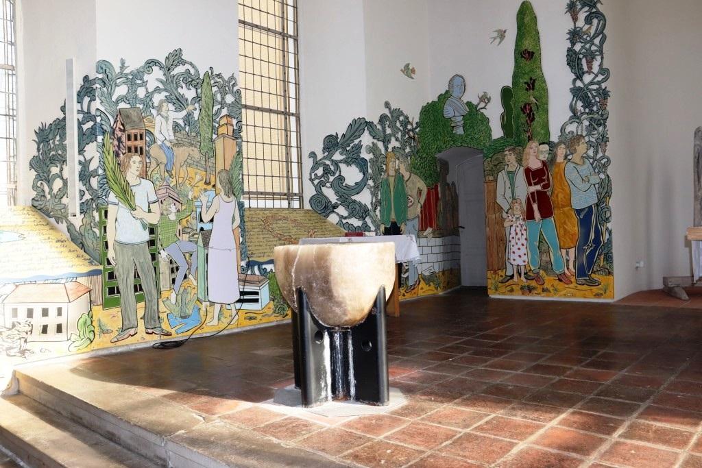 14 Leipzig Bernburg in der Schloßkirche
