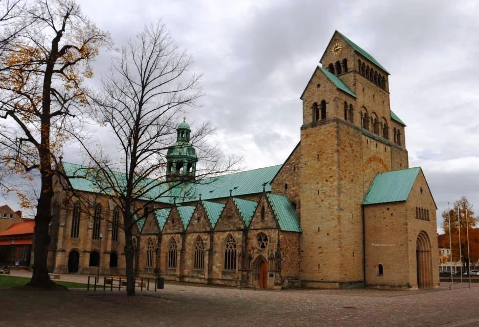 15 Leipzig Dom zu Hildesheim
