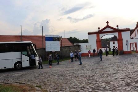 3 Görlitz Bus mit Vereinzelungs Anlage