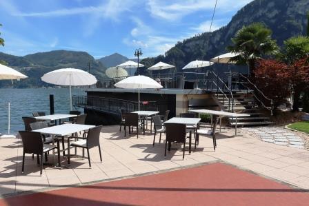 36 Vierwaldstätter See das Hotel