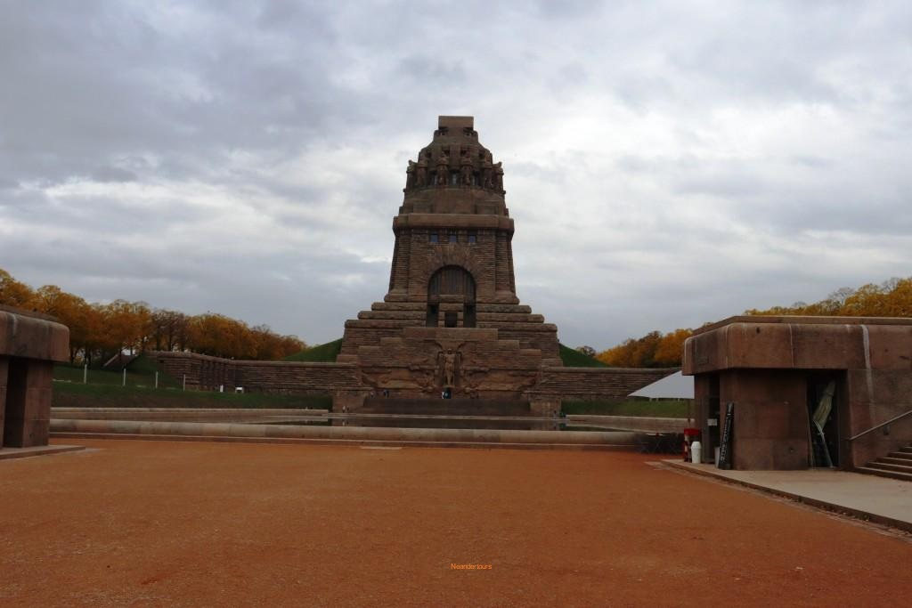 7 Leipzig Völkerschlachtdenkmal