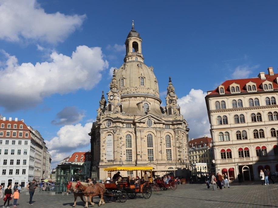 9 Leipzig Ausflug Dresden Semper Oper