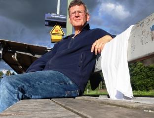 12 Neandersteig 05. Juli Etappe 17 Bahnhof Gruiten erreicht