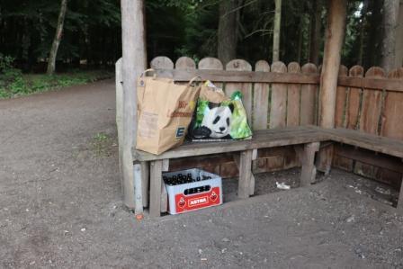 14 Neandersteig 11. Juli Etappe 16 Hildener Stadtwald