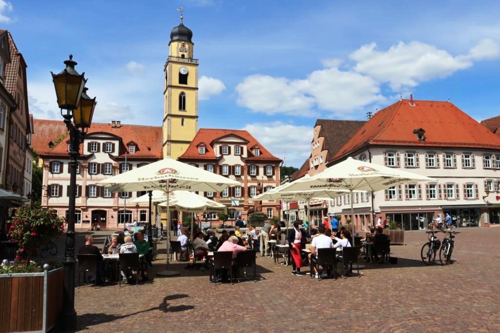 1 Bad Mergentheim Marktplatz