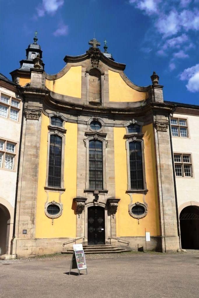 2 Bad Mergentheim Schlosskapelle