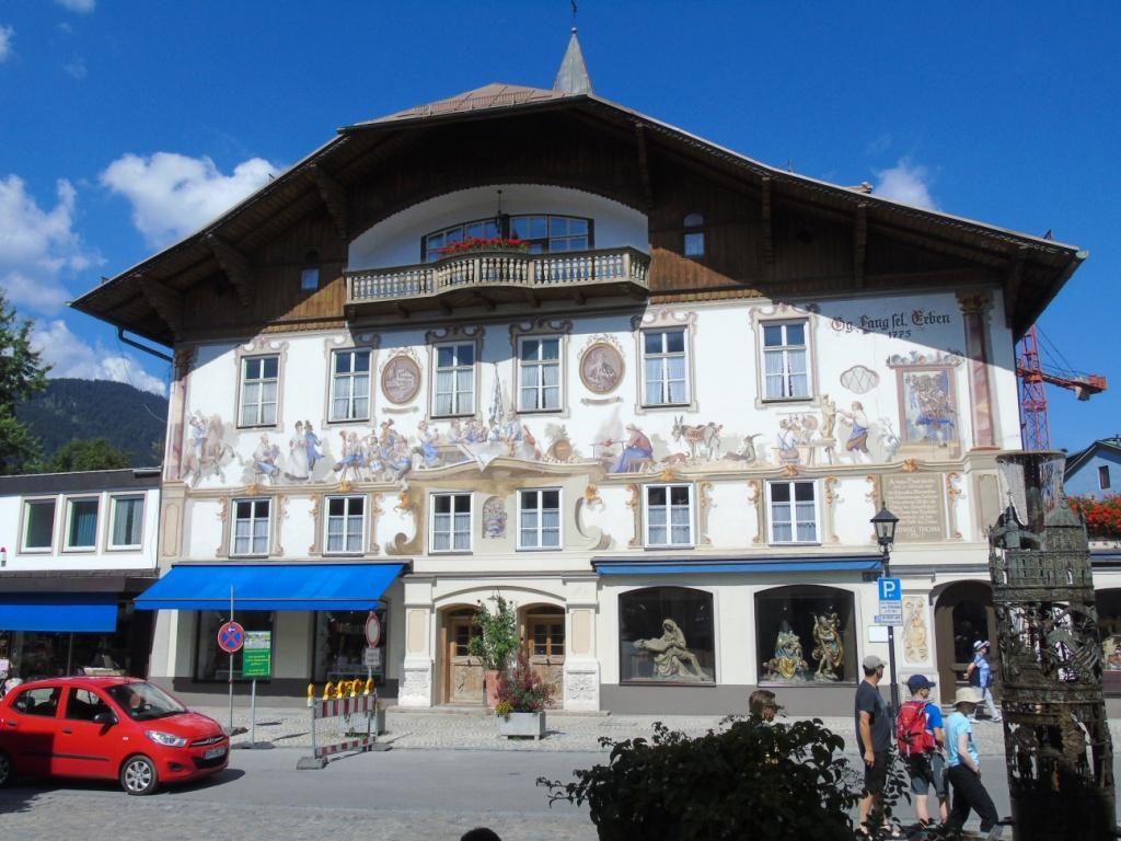 8 Reise Bad Wörishofen Ausflug Oberammergau