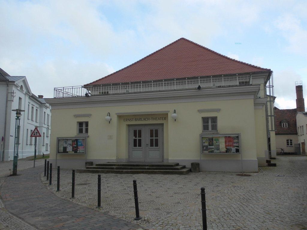 6 Güstrow Ernst Barlach Theater
