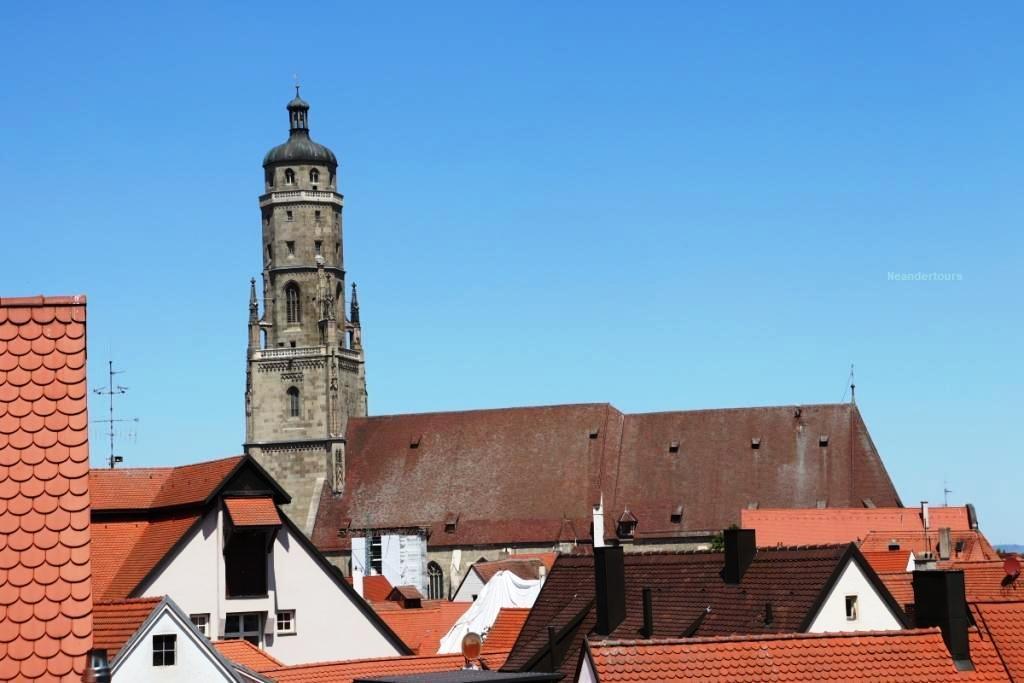 9 Reise Rothenburg Nördlingen der Daniel