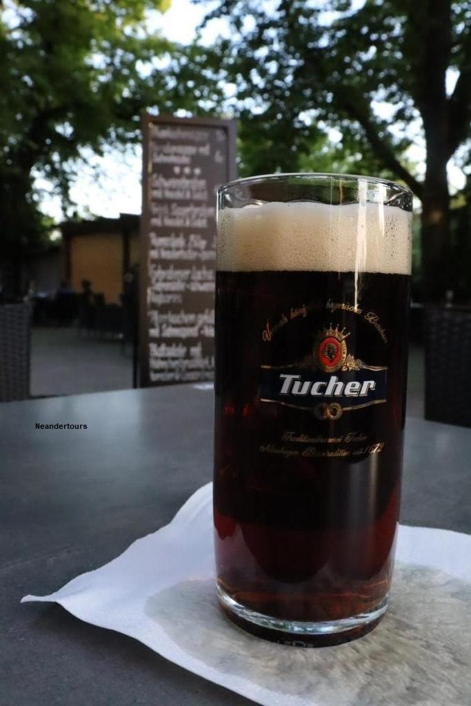 30 Reise Rothenburg im Biergarten